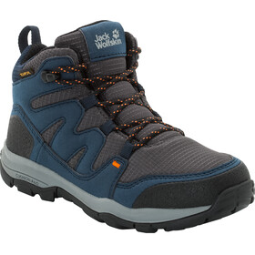 Jack Wolfskin MTN Attack 3 Texapore Mid Shoes Kids night blue